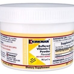 Buffered Vitamin C Powder - Flavored - Bio-Max Series - 7oz - 200 grams