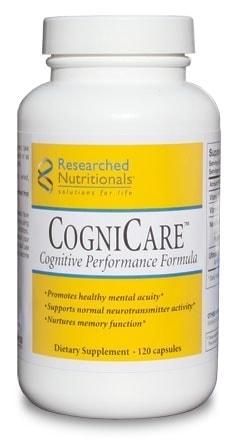 Cognicare - 120 capsules