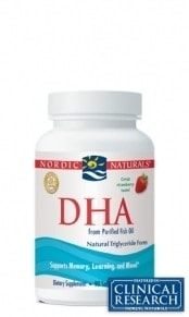 DHA Formula - Strawberry - 90 capsules