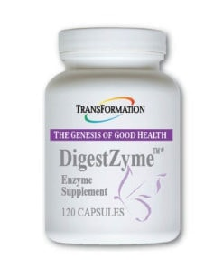 Digest Zyme - 120 capsules