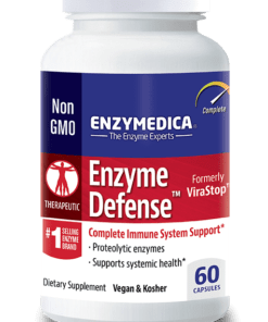 Enzyme Defense - 120 capsules (formerly Virastop)