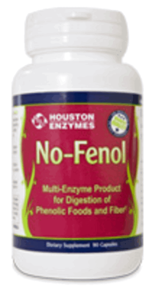 No-Fenol - 90 capsules w/ cellulose filler (SCD)
