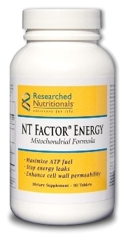 NT Factor Energy - 90 tablets