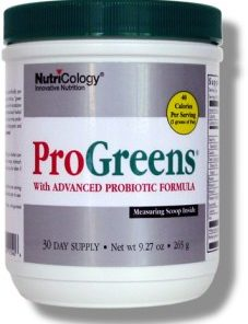 ProGreens Powder - 30-Day - 9.27oz