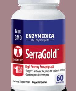 SerraGold - 60 capsules