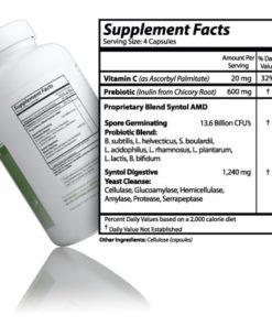 Syntol - 360 capsules - INGREDIENTS
