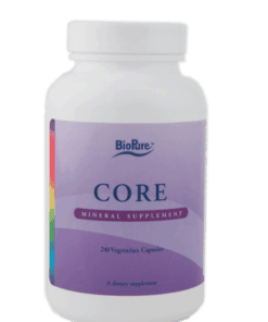 The Core - 240 Veggie Capsules