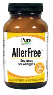 AllerFree - 60 capsules (Veggie)