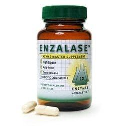 Enzalase - 50 capsules