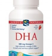 DHA Formula - Strawberry (500mg) - 180 capsules