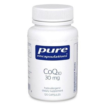 CoQ10 - 30 Mg - 120 capsules