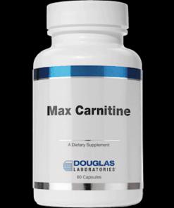 MAX-CARNITINE (500mg) - 60 capsules