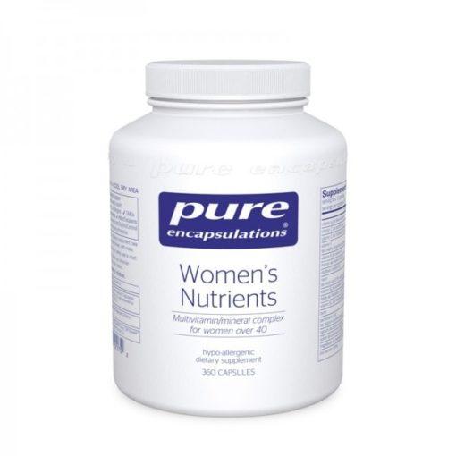 Women's Nutrients - 180 capsules