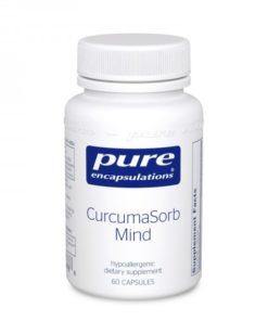 CurcumaSorb Mind 60 capsules